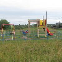 Детская площадка в Шуваево