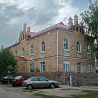 Чернигов. Здание по ул.Гоголя.