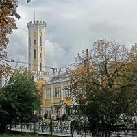 Чернигов. Дом бывшего пожарного общества.