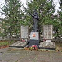 Киенка. Памятник односельчанам.