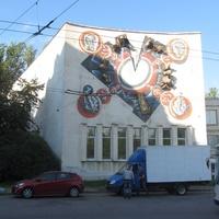 НИИ цитологии РАН, другой ракурс