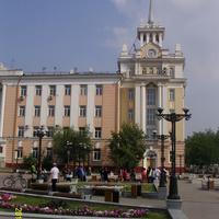 Дом Радио в Улан-Удэ