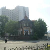 Бывшая почтово-телеграфная контора на ул Некрасова