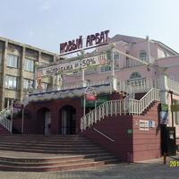 В пешеходной зоне на улице Ленина Улан-Уде