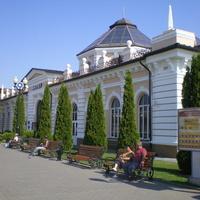 станция Могилев август 2015