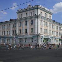 завод СТРОММАШИНА на ПЕрвомайской