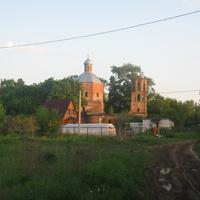 Храм в Струпне.