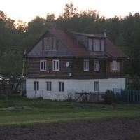 Старый дом..