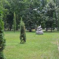 Новгород-Северский. Уголок парка.