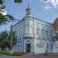 Новгород-Северский. Бывший дом купца Медведева.
