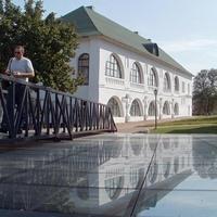 Новгород-Северский. Здание бывшей бурсы.