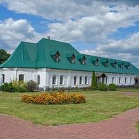 Новгород-Северский. Одна из келий монастыря.
