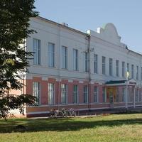 Новгород-Северский. Гимназия им. Ушинского.