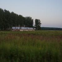 Территория воинской части