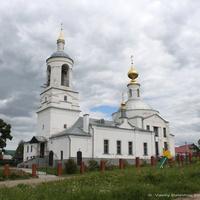 Церковь Иоанна Богослова в пос. Богослово