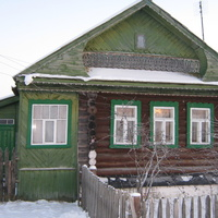 дом в деревне Дудкино