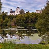 Церковь Иона Богослова в Сынково
