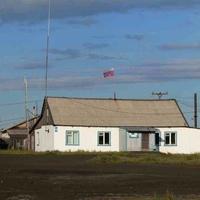 Здание Администрации поселка.