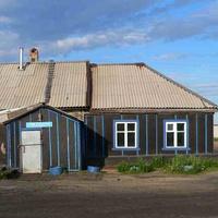 Здание сельского клуба.