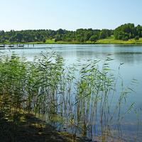 Вид на залив Ладёнгсвикен