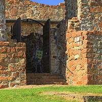 Вход в замок Кастельхольм