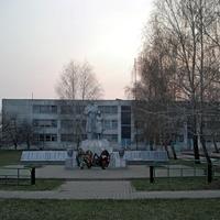 Памятник Воинской Славы в селе Графовка