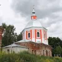 Церковь Михаила Архангела в Спасском