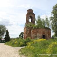 Спасское. Церковь Николая Чудотворца.
