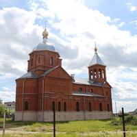 Владимир. Церковь Всех Святых в микрорайоне Юрьевец.