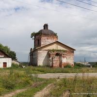 Семьинское. Церковь Николая Чудотворца