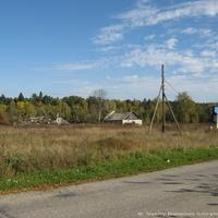 """Таратино. Руины фермы, упомянутой писателем В. В. Ерофеевым в поэме """"Москва-Петушки"""""""