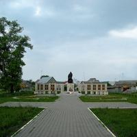 Памятник Воинской Славы в селе Новая Таволжанка