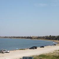 Тамань. Тамнский залив.