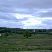 Природа села Чураево