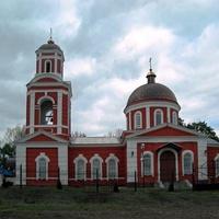 Храм Архангела Михаила в селе Чураево