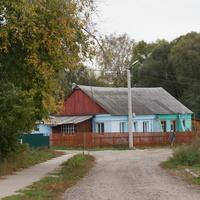 Березнецово, улица Новая