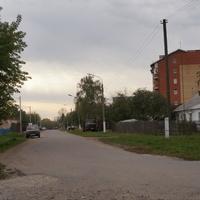 Березнецово, Центральная улица