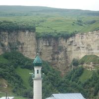 водопад 125 метров