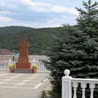 Не территории храма Николая Чудотворца