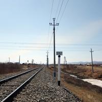 Станция Загустай. Вид с северо-востока