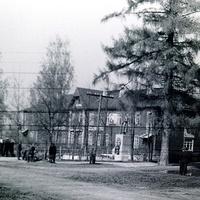 Глембочино. Себежский детский дом .
