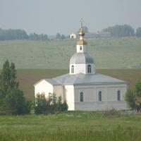 Церковь в Мишино