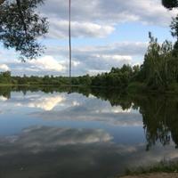 Место для рыбалки
