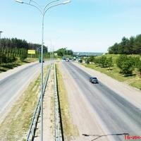 КГЭС-дорога на плотину ГЭС