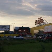 Магазин Карусель (Karusel) г Бронницы, Каширский пер