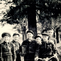 Глембочино. Деревенские пацаны 1962 год.
