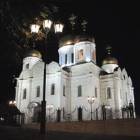 Пятигорский Спасский собор. 21 сентября 2015 года