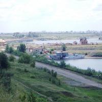Н.город-пристань на Каме