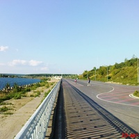 Н.город-прибрежная зона отдыха