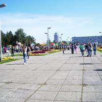 Н.город-бульвар у мэрии